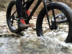 essential kit for winter mountain biking shoes