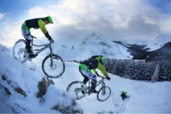 essential kit for winter mountain biking snow