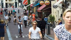 exercise on prescription cycling amsterdam