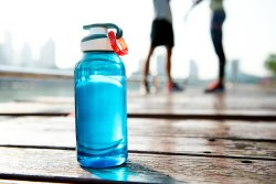 exercise saving environment bottle