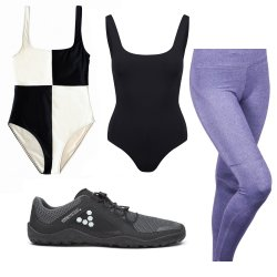 exercise saving environment sustainable clothing
