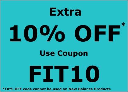 10% OFF code