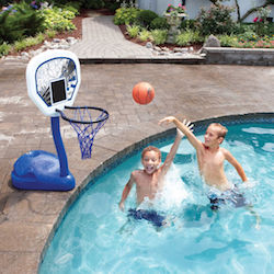 Fun Pool Games and Activities for Kids Basketball