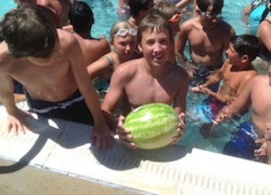 Fun Pool Games and Activities for Kids Watermelon
