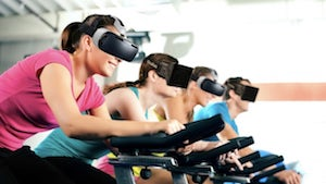 Is VR the Future of Fitness Cyclists