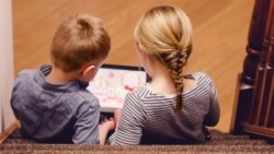 kids ipads to exercise technology