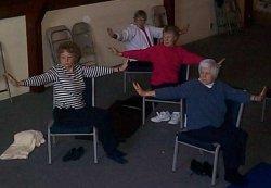 latest yoga trends chair yoga