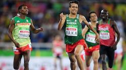 Paralympic Running Baka