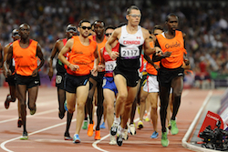 Paralympic Running Visual Impairment