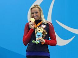 Paralympic Swimming Jessica Long