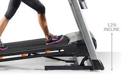 Precision Running Classes Treadmill