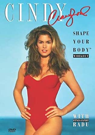 Cindy Crawford exercise video