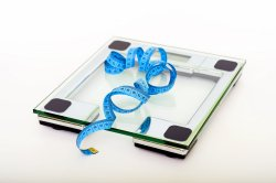 social media health and fitness scales