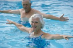 swimming for older adults class