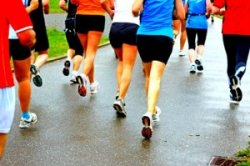 taking up running tips group run