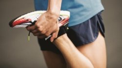 taking up running tips stretch