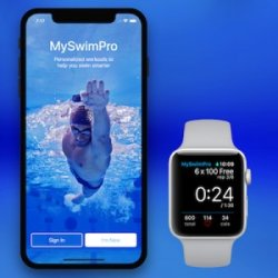 technology in the pool swim pro