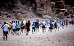 Top 10 Half-Marathons Found Around the World Petra Desert
