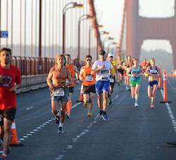 Top 10 Half-Marathons Found Around the World San Franciso