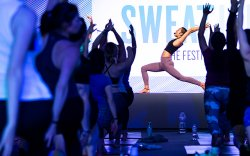 wellness festival sweatlife yoga