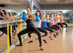 What is Barre Fitness Class