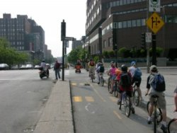 which country is most bicycle friendly montreal